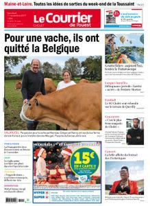 Le Courrier de l'Ouest Cholet – 01 novembre 2019