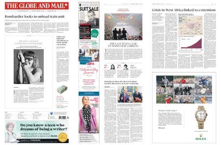 The Globe and Mail – February 13, 2020