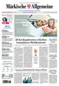 Neue Oranienburger Zeitung - 06. September 2018