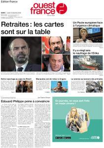 Ouest-France Édition France – 12 décembre 2019