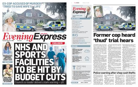 Evening Express – February 13, 2020