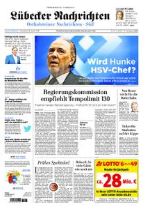 Lübecker Nachrichten Ostholstein Süd - 19. Januar 2019