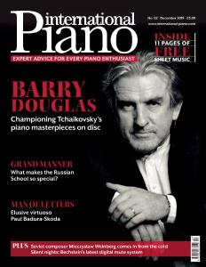 International Piano - Issue 62 - December 2019