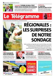 Le Télégramme Ouest Cornouaille – 08 mai 2021