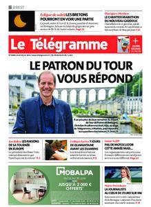 Le Télégramme Brest – 10 juin 2021