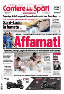 Corriere dello Sport Campania - 10 Giugno 2021