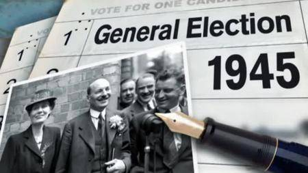 BBC - Professor Vernon Bogdanor Lecture: General Election 1945 (2014)
