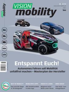 Vision Mobility - Nr.6 2019