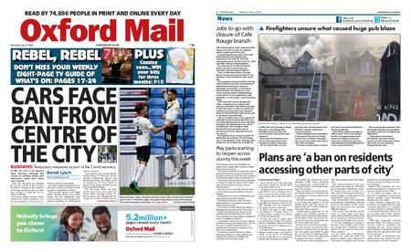 Oxford Mail – July 04, 2020