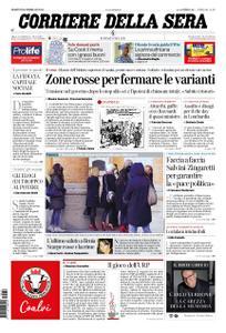 Corriere della Sera – 16 febbraio 2021