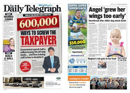 The Daily Telegraph (Sydney) – March 05, 2018