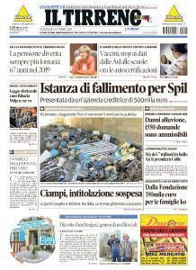 Il Tirreno Livorno - 25 Ottobre 2017