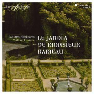 Les Arts Florissants & William Christie - Le Jardin de Monsieur Rameau (2018) [Official Digital Download 24/96]