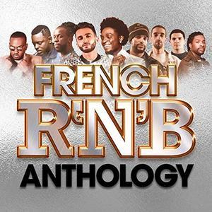 VA - French R'N'B Anthology (3CD, 2019)