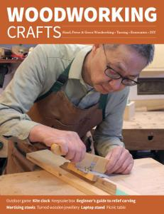 Woodworking Crafts - July-August 2021
