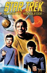 IDW-Star Trek Burden Of Knowledge 2014 Hybrid Comic eBook