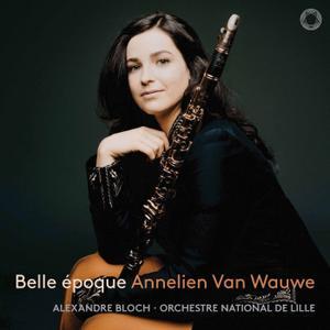Alexandre Bloch, Orchestre National De Lille, Annelien van Wauwe - Belle époque (2019) [Official Digital Download 24/96]