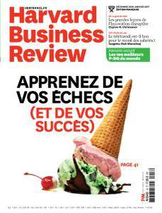 Harvard Business Review - Décembre 2016-Janvier 2017