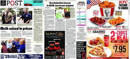 The Guam Daily Post – September 06, 2017
