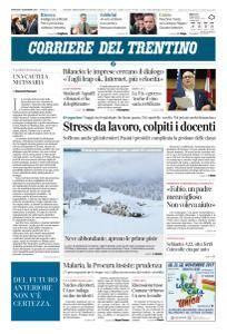 Corriere del Trentino - 7 Novembre 2017
