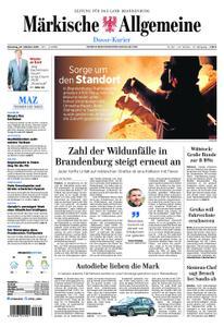 Märkische Allgemeine Dosse Kurier - 23. Oktober 2018