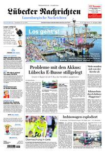 Lübecker Nachrichten Lauenburg - 20. Juli 2019
