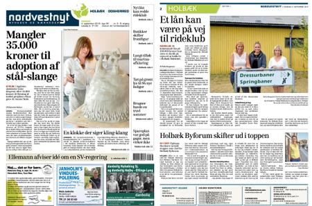 Nordvestnyt Holbæk Odsherred – 04. september 2019