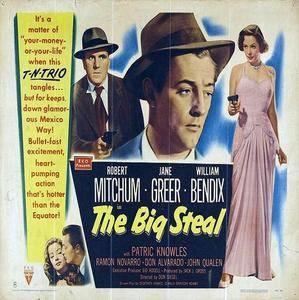The Big Steal [Ca commence à Vera Cruz] 1949
