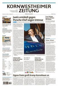 Kornwestheimer Zeitung - 29. Mai 2019