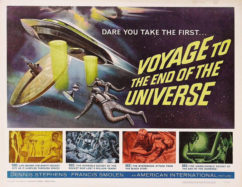 Icarus Xb 1 Voyage To The End Of The Universe 1963
