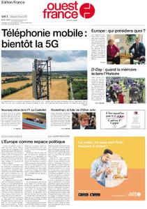 Ouest-France Édition France – 29 mai 2019
