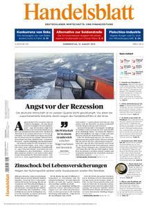 Handelsblatt - 15. August 2019