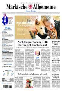 Märkische Allgemeine Dosse Kurier - 26. Oktober 2017