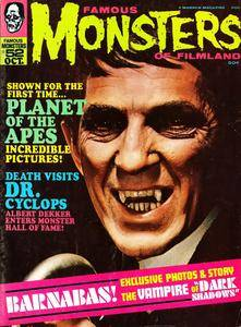 Famous Monsters of Filmland 052 1968