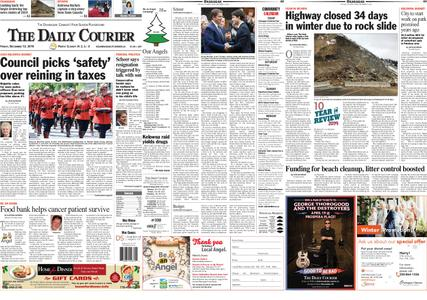 Kelowna Daily Courier – December 13, 2019