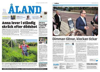Ålandstidningen – 08 september 2018