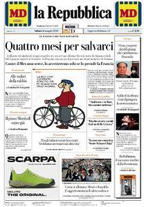 la Repubblica - 16 Maggio 2020