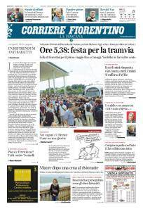 Corriere Fiorentino La Toscana - 17 Luglio 2018