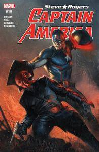 Captain America - Steve Rogers 015 2017 Digital Zone-Empire