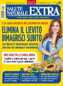 Salute Naturale Extra N.79 - Dicembre 2015
