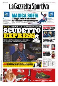 La Gazzetta dello Sport Roma – 15 dicembre 2019