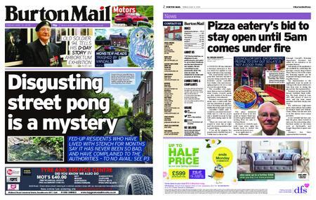 Burton Mail – May 31, 2019