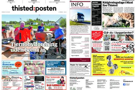 Thisted Posten – 10. juni 2020