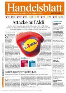 Handelsblatt - 10. November 2015