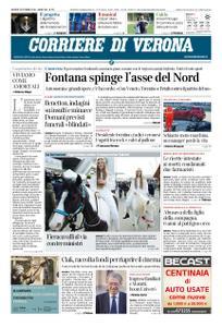 Corriere di Verona – 25 ottobre 2018