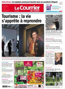 Le Courrier de l'Ouest Angers – 14 mai 2021