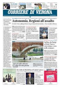 Corriere di Verona – 23 luglio 2019