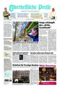 Oberhessische Presse Marburg/Ostkreis - 09. November 2017