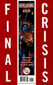 Final Crisis - Revelations 01 (of 05) (2008) (both covers)