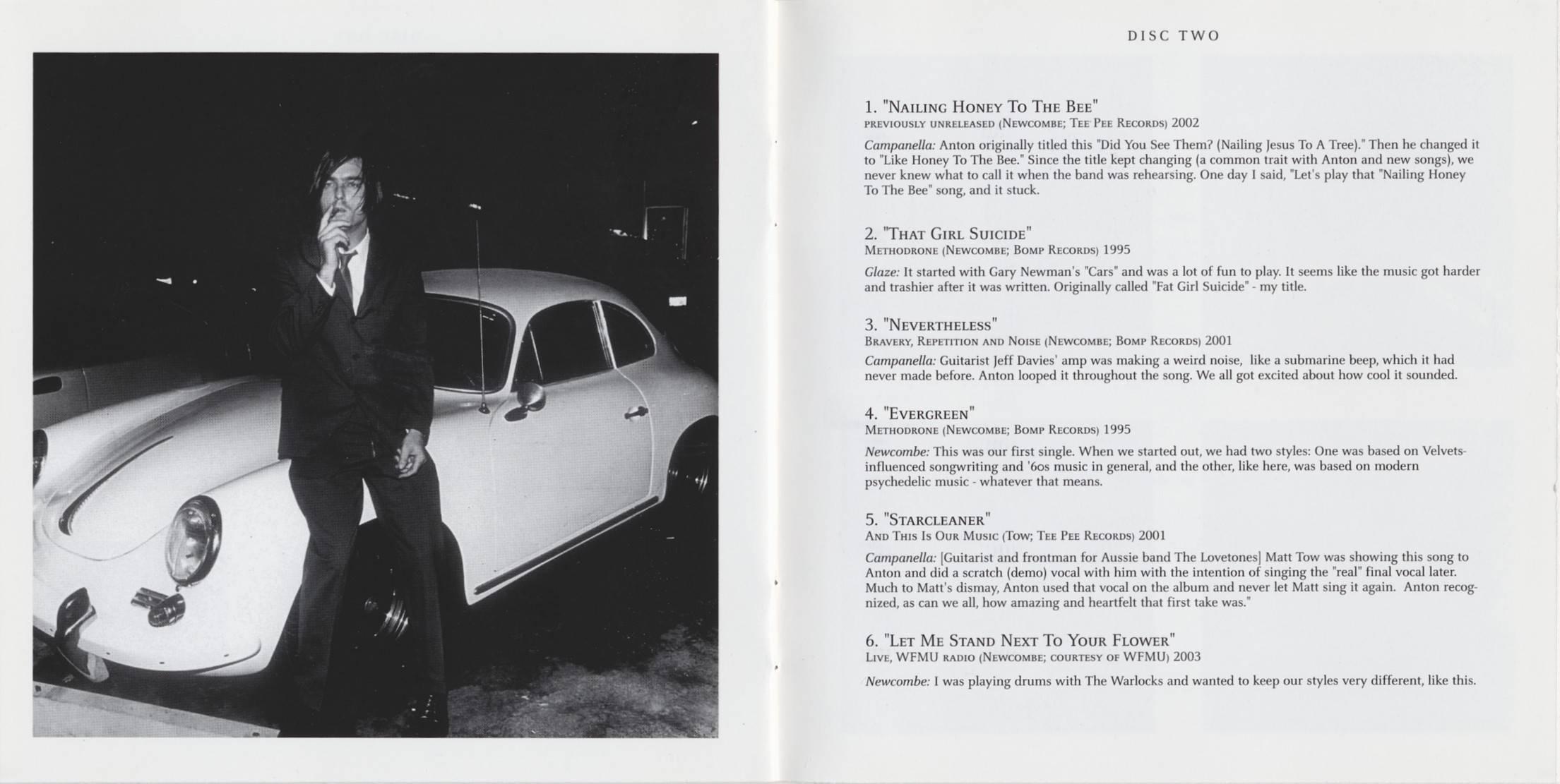 The Brian Jonestown Massacre - Tepid Peppermint Wonderland: A Retrospective (2004) {2CD Tee Pee Records TPE-059}